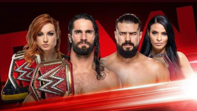 Monday Night Raw Live Results (07/8/19)