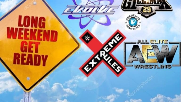 Packed Weekend Of Wrestling Update
