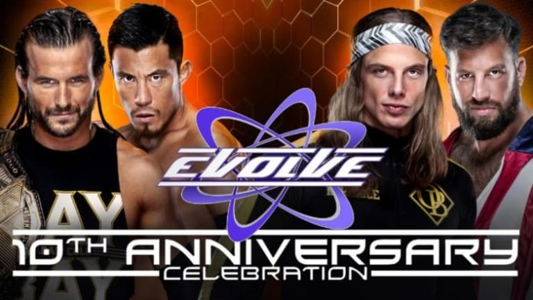 Evolve 10th Anniversary Results