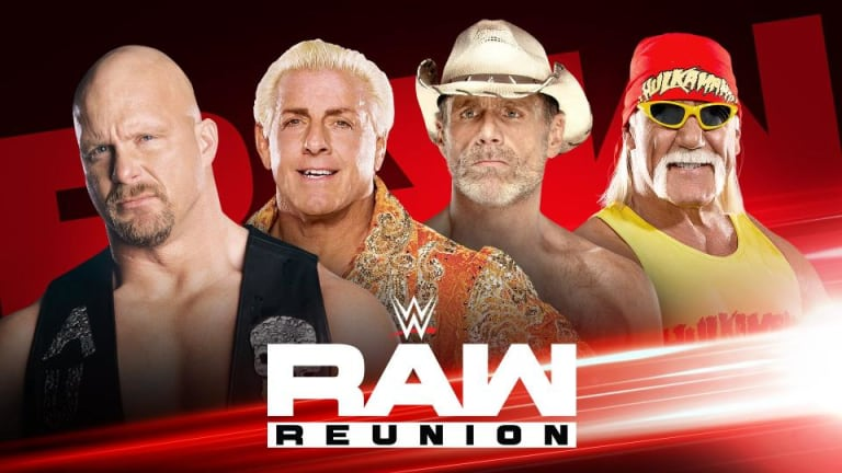 Monday Night Raw Reunion Preview (7/22/19)