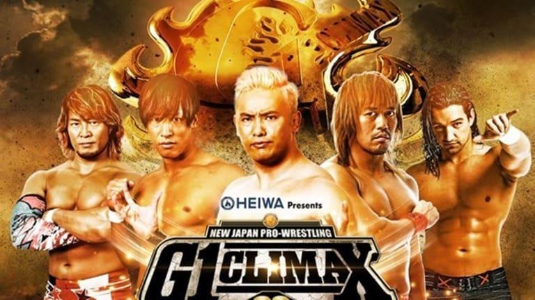 NJPW G1 Climax 7-24-19 Update