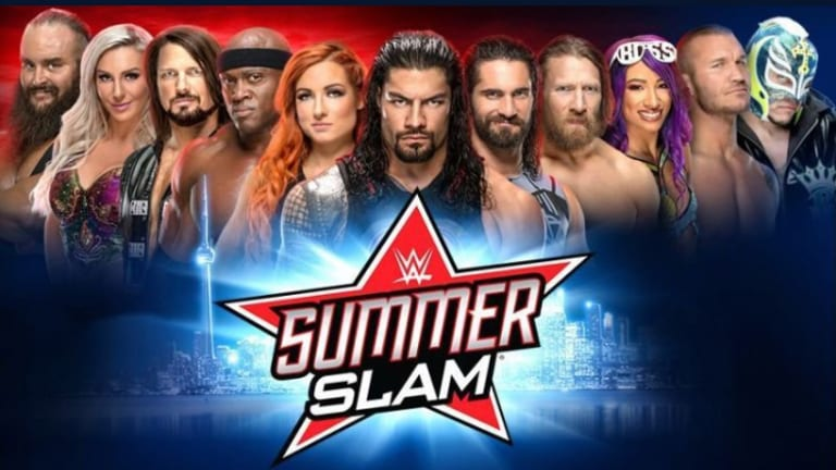 SummerSlam 2019 Live Results And Coverage (08/11/19)