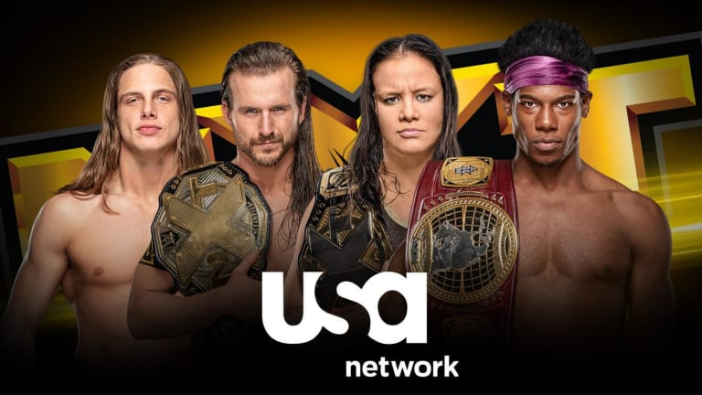 NXT To Air Live on USA - Officially Announced