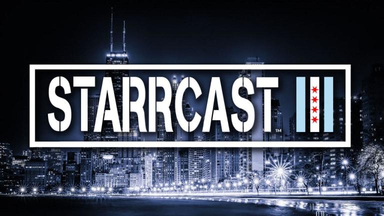 Starrcast III Schedule Finalized