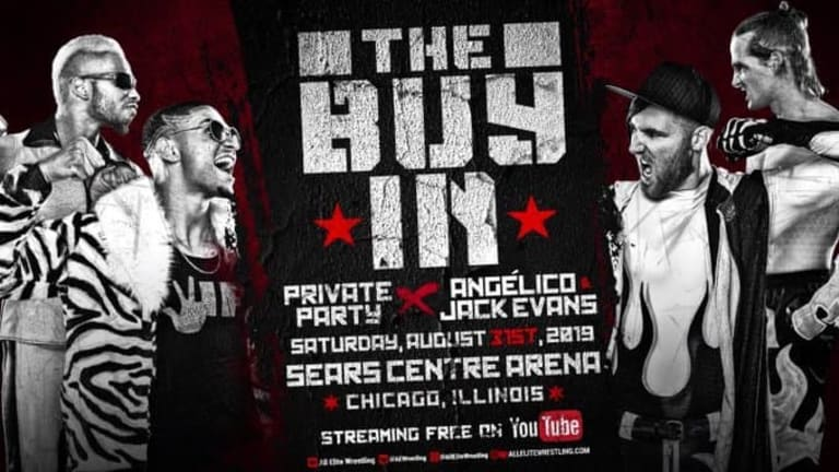 New Tag Match Added to All Out Pre-Show