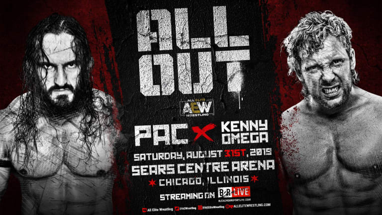 Kenny Omega vs PAC Announced For All Out