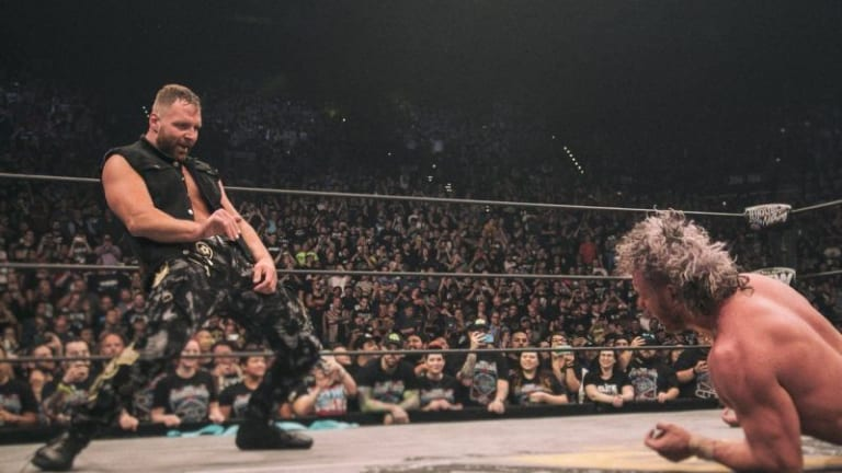 Moxley vs Omega Potential Re-Schedule Date?