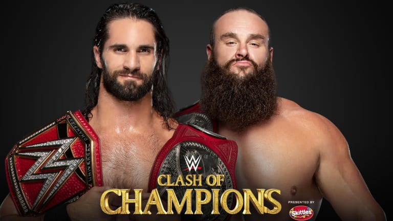 Two Title Matches Set For Clash Of Champions, Cesaro Heading To NXT TakeOver UK