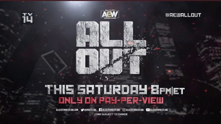 AEW'S All Out Updated Match Card