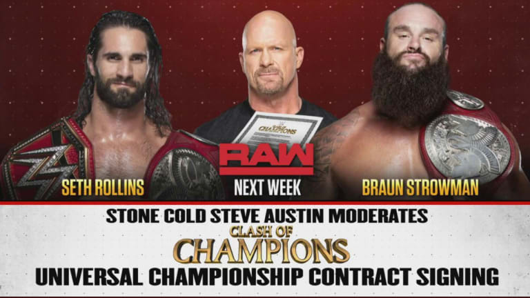 Major Segment Announced For Next Week's Raw At MSG