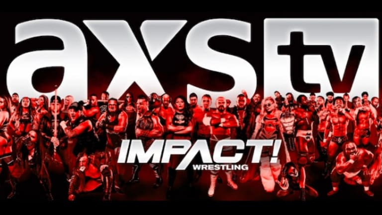 IMPACT Wrestling Moving to AXS TV