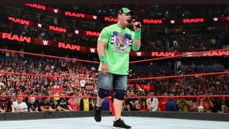 Weekend News Update- John Cena Announced For Movie Sequel And More!