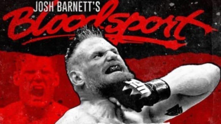 Josh Barnett's Bloodsport 2 Results