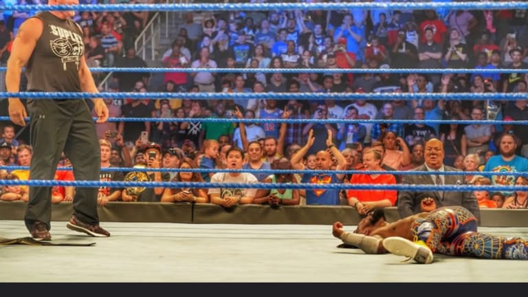 This Week's Smackdown Viewership (09/17/19)-The Beast Returns And Ratings Stay The Same