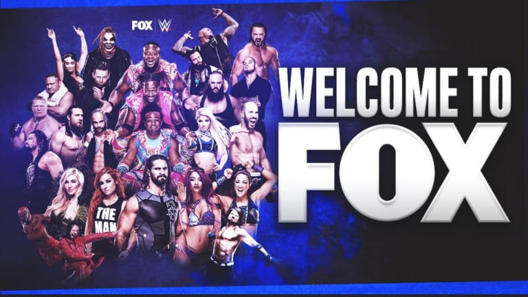 FOX Sports Announces Preview Show For Smackdown Ahead Of Debut