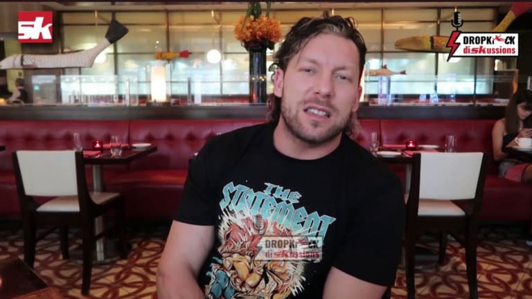 "Kenny Omega Comments On NXT And AEW Going Head To Head- ""They'd Be in The Opening Match Of My Main Event"""