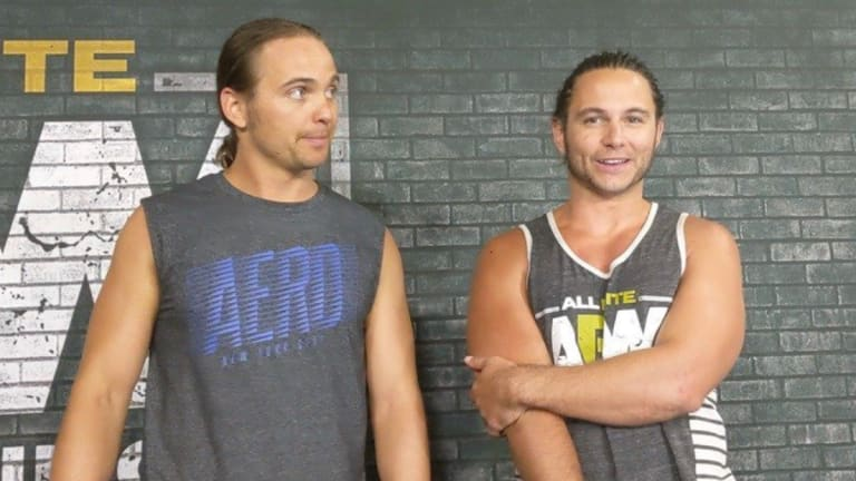 The Young Bucks Comment On NXT Going Live