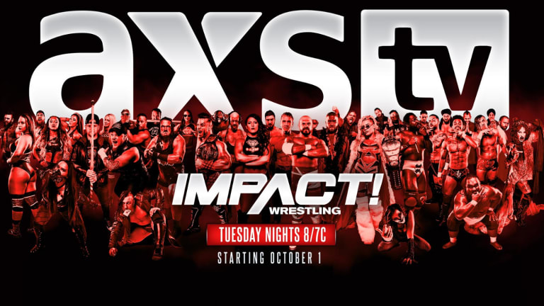 Impact Wrestling Moves to Tuesday Nights