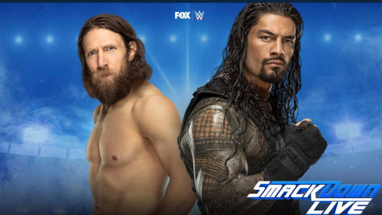 Tonight's Smackdown Live Preview (09/24/19)-Roman Reigns And Daniel Bryan Come Face To Face