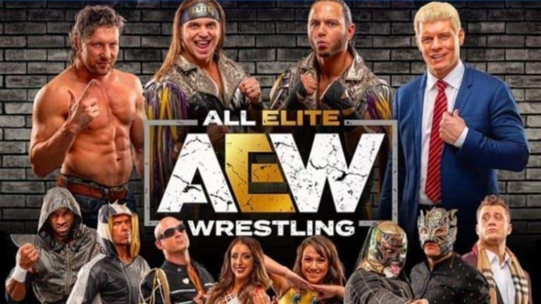AEW Adds New Production Crew