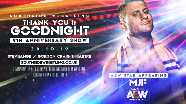 AEW Stars to Appear at UK Promotion Southside Wrestling