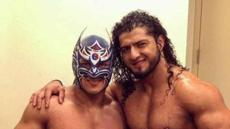 Breaking: Rush and Dragon Lee No Longer With CMLL