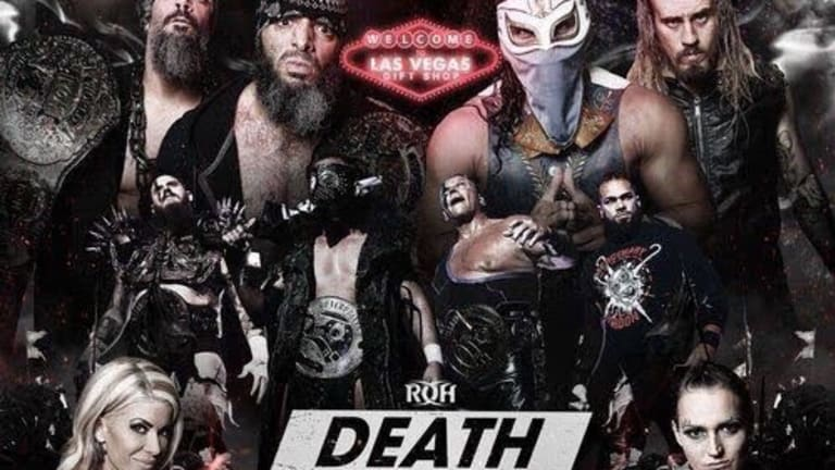 Death Before Dishonor Results (09/28/19)