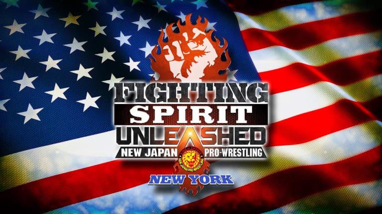NJPW Fighting Spirit New York Results