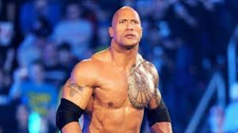 The Rock Returning to Smackdown