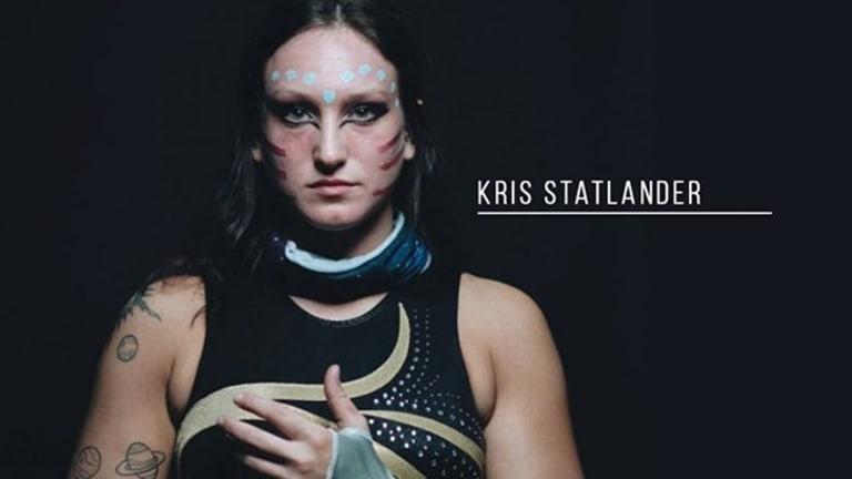 Smark to Death Podcast - Kris Statlander Interview