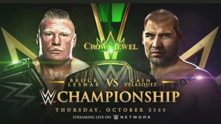 Two Major Matches Set For Crown Jewel