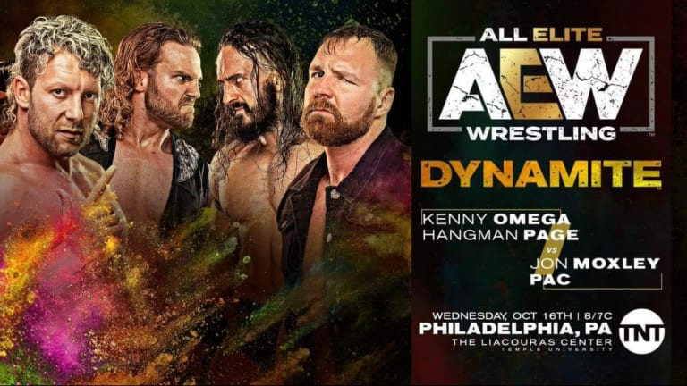 Three Matches Advertised For Next Week's Dynamite, ECW Legend Appearing On AEW Dark