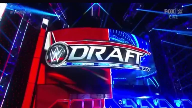 Draft Picks For Raw And Smackdown Following Night One