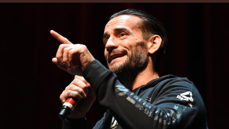 CM Punk Talks On How AEW Should Focus On Themselves And Not WWE References