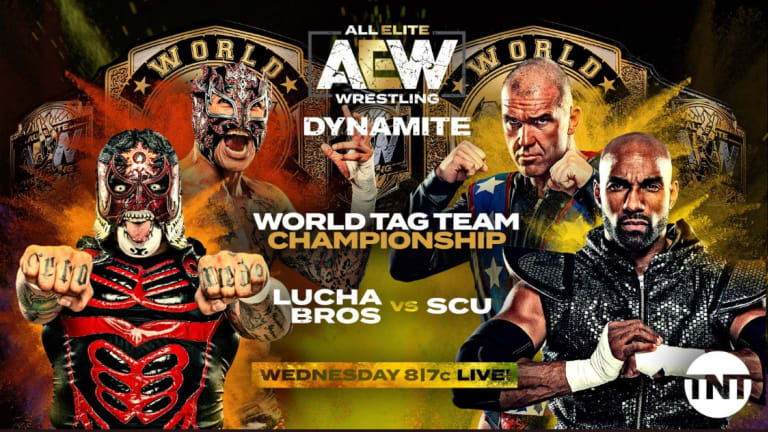 Tonight's AEW Dynamite Preview (10/30/19)- Crowning The First Ever AEW World Tag Team Championships