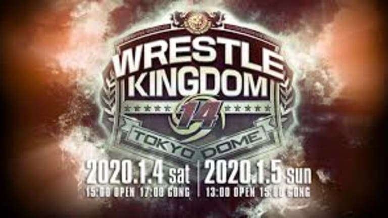 Wrestle Kingdom 14 Card Update, Junior Heavyweight Star Returns