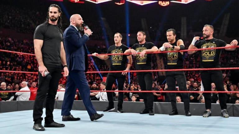 Monday Night RAW Ratings (11/05/19)