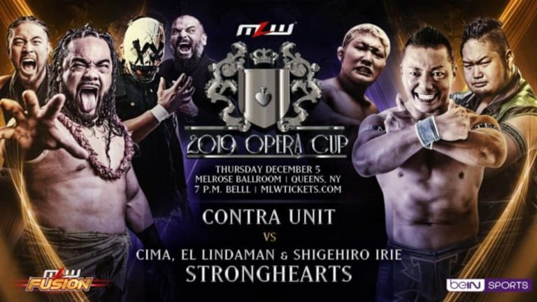 Stronghearts To Make MLW Debut