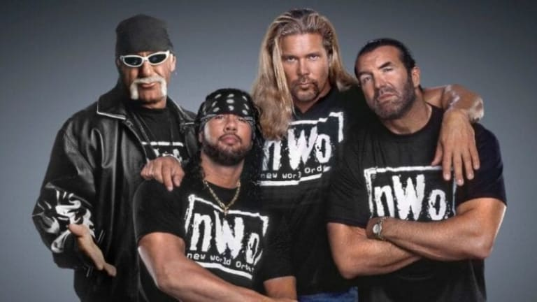 NWO to be Inducted in WWE Hall of Fame