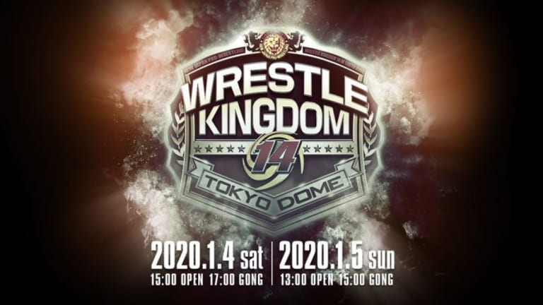 Wrestle Kingdom 14 Card Revealed