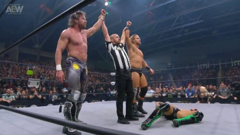 AEW's Best In-Ring Performers of 2020