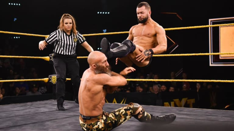 The Demon Contender (NXT Results 12-11-19)