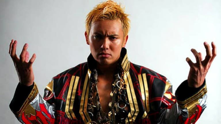 NJPW Star to Have Olympic Presence