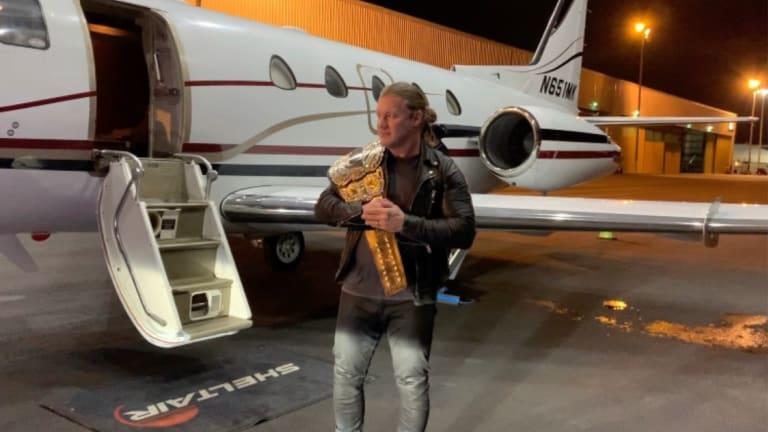 Major Stipulation Added To Jericho And Tanahashi Match At Wrestle Kingdom