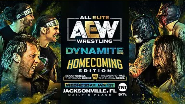 AEW Dynamite Preview (01/01/20)- Homecoming Edition