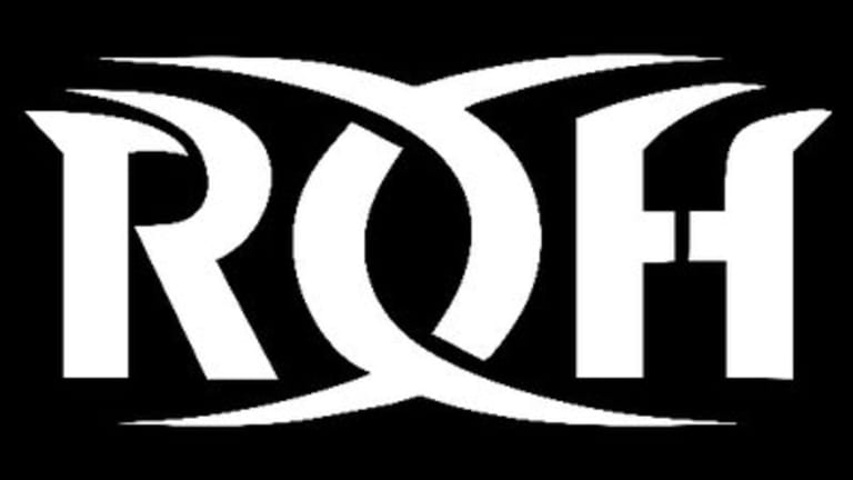 Champion Appears At ROH Center Stage
