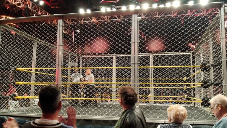 *SPOILERS* WWE NXT Taping Results (11.28.18)