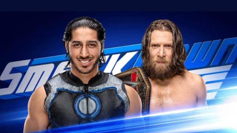 First Time Ever Match Announced For Tonight's Smackdown Live