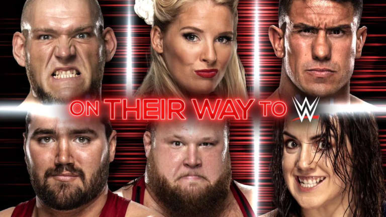 Six NXT Stars Heading to the Main Roster Very Soon