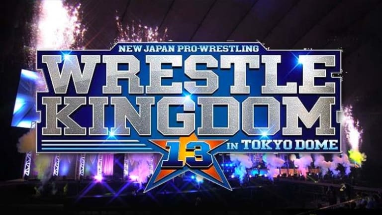 Wrestle Kingdom 13 Results (01.04.19)